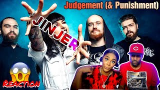 "JINJER ""JUDGEMENT (& PUNISHMENT)"" REACTION   SHEESH!! ONLY ONE TAKE?!?!  #JINJER"