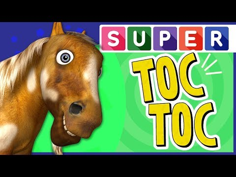 Descargar Video SUPER TOC TOC | Aprender Animales en La Granja de Zenón | A Jugar