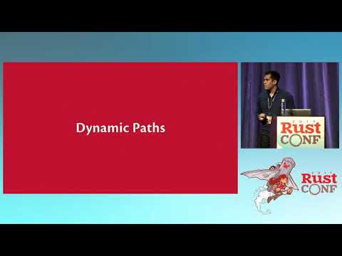 RustConf 2017 - Building Rocket by Sergio Benitez