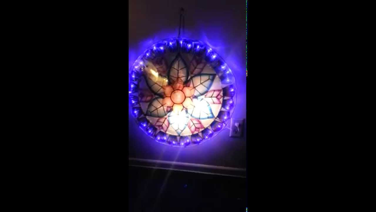 Filipino parol for sale in america - For Sale Stariray Christmas Parol Lantern In Flower Design Purple Color With Led Lights