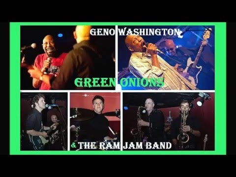Geno Washington & The Ram Jam Band - Green Onions (vocal)