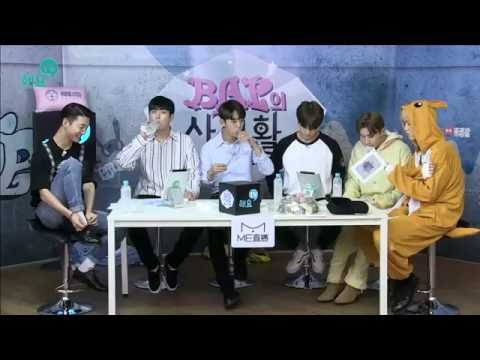 160905 Heyo TV BAP Private Life  EP.4