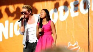 Download Danny Saucedo ft. Alice - If only you [live på Grönan] +lyrics MP3 song and Music Video