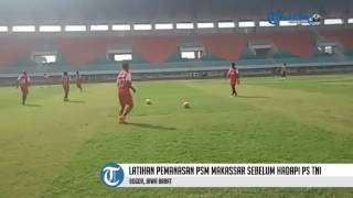 Video Gol Pertandingan PS TNI vs PSM Makasar U21