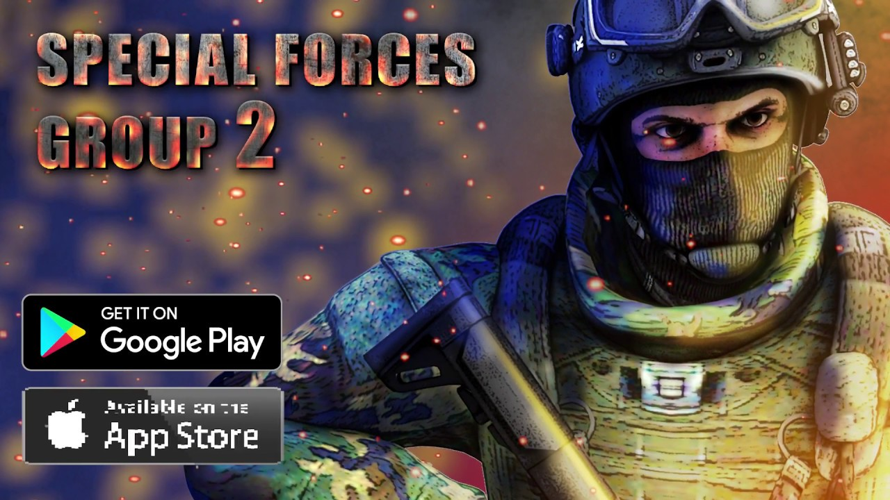 Special Forces Group 2 : Android IOS
