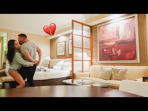 I DON'T WANT TO SLEEP WITH YOU PRANK ON MY GIRLFRIEND! 😢