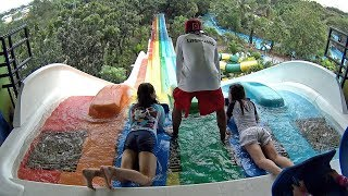 Magellan's Drop Water Slide at Splash Island