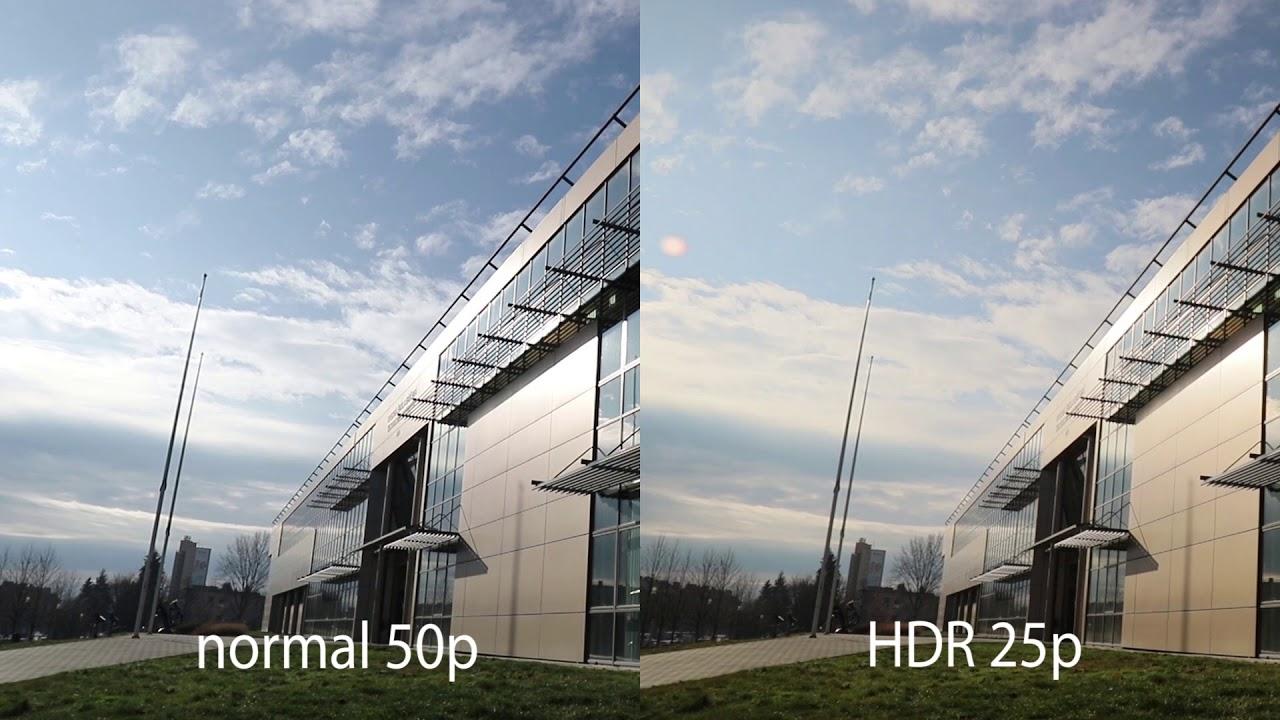 Pubg Hdr Vs No Hdr: Canon EOS 6D Mark II HDR Vs Normal Full HD Video
