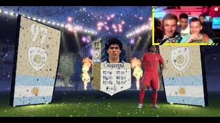 TOP 50 PACKS in FIFA 18!!!