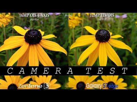 Asus Zenfone 3 vs Samsung Galaxy S7 Edge - Camera Test Comparison Review!