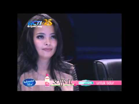 HD SPECTA! MUHAMMAD DEVIRZHA Wild World MR  BIG 15 BESAR ELIMINASI 3 INDONESIAN IDOL 2014 cut cut