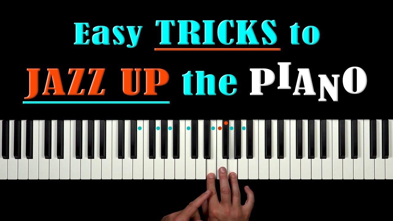 NewJazz by Oliver Prehn - Jazz Piano Improvisation Lessons