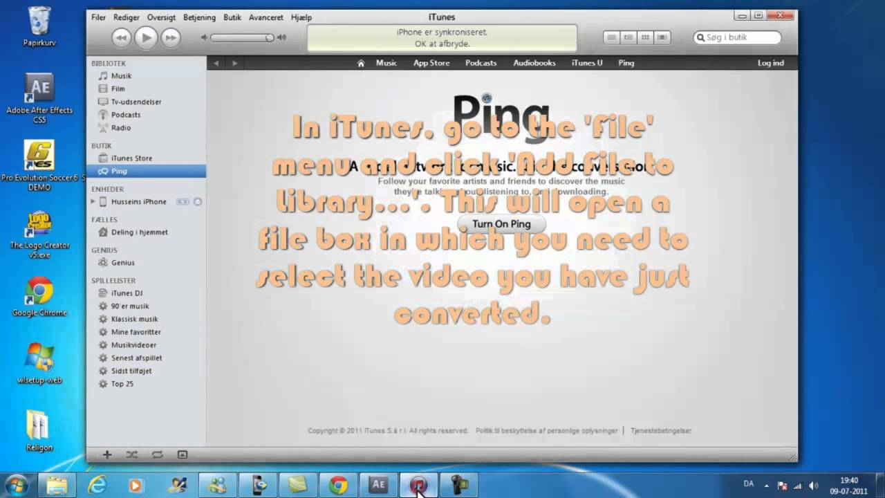 How to add subtitles to an iphone ipod or ipadipad 2 hd youtube how to add subtitles to an iphone ipod or ipadipad 2 hd ccuart Image collections
