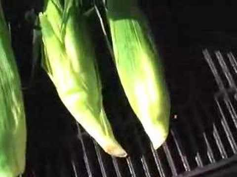 Grilling Corn On the Cob - Easy and Delicious - Episode 1