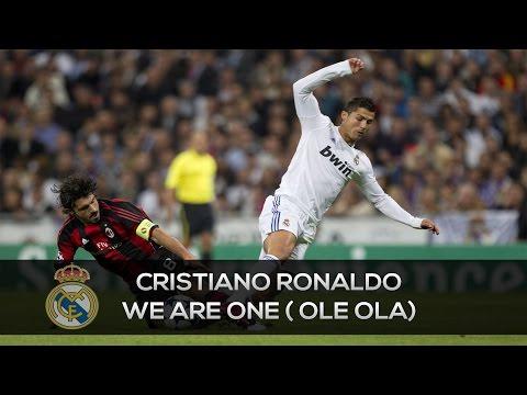 Cristiano Ronaldo - We Are One (Ole Ola) 2014 HD