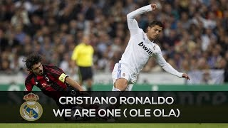 Cristiano Ronaldo - We Are One (Ole Ola) 2014 HD