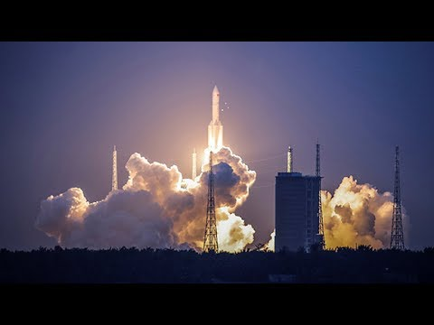 Chinese rocket launch fails one hour after lift-off