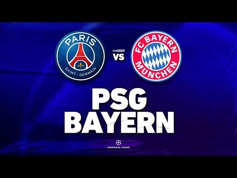🔴 [ DIRECT / LIVE ] PSG - BAYERN // CHAMPIONS LEAGUE // ClubHouse ( paris vs bayern )
