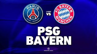 🔴 PSG - BAYERN // CHAMPIONS LEAGUE // ClubHouse ( paris vs bayern )