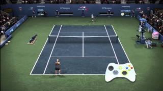 Grand Slam Tennis 2 (PS3) Total Racquet Control Video