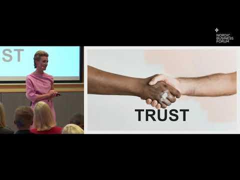 Christina Dahlblom - Three Ts of Tomorrow's Leadership