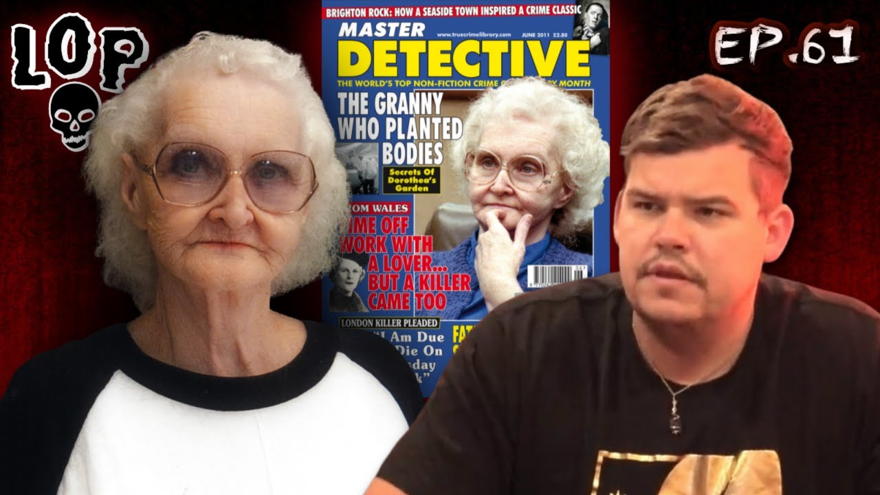 Dorothea Puente: The Demented Granny Who Buried Bodies In The Yard - Lights Out Podcast #61