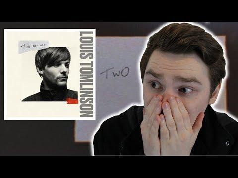 NEVER Listened to TWO OF US - Louis Tomlinson Reaction
