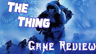 The Thing Game Review