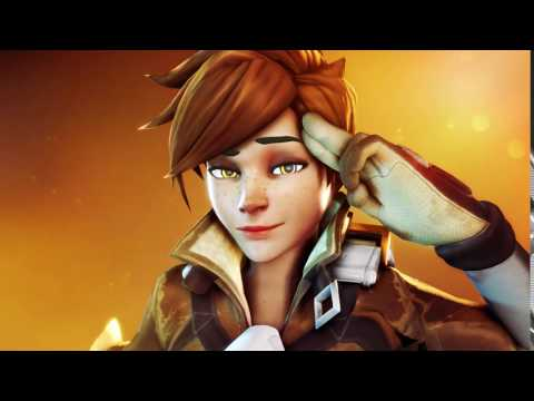 [Overwatch] Tracer - Cheers Love, The Cavalry's Here [Free Ringtone Download]