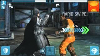 Batman Arkham Origins Android GamePlay Part 2 (HD)