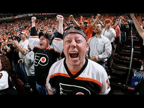 Top 5 Greatest (Fan Vs. Player) Fights of All Time | NHL