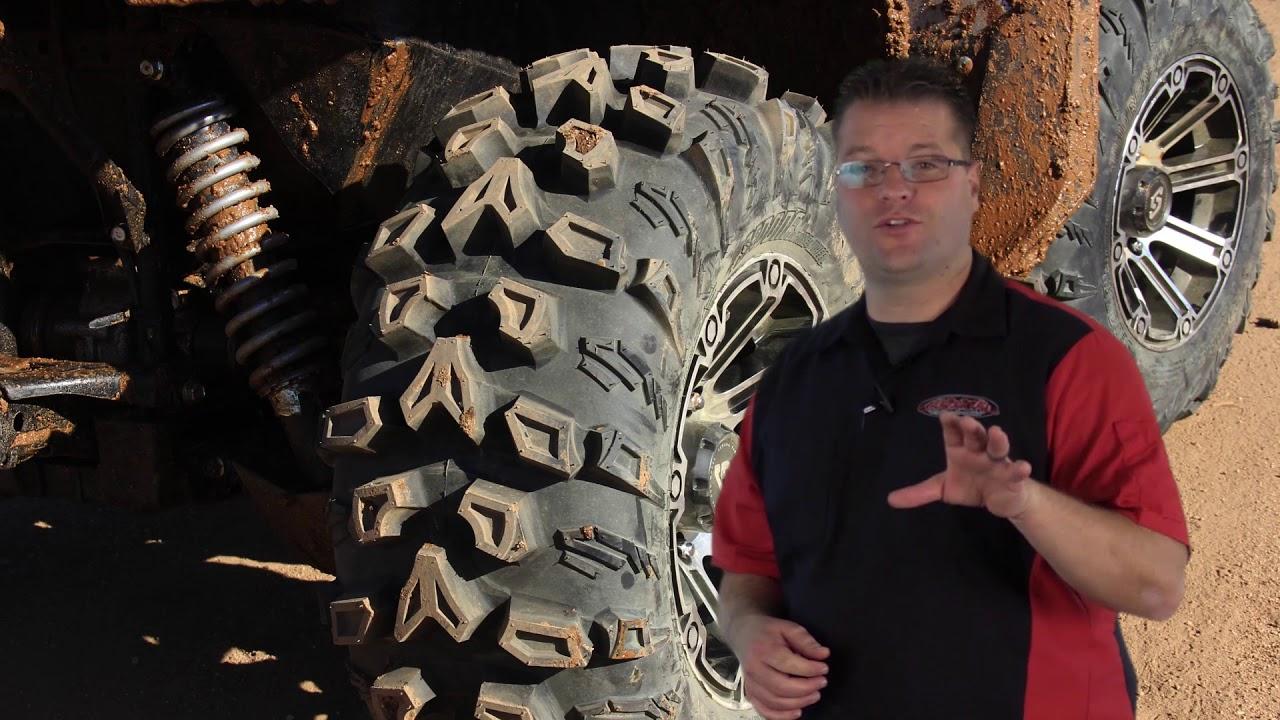 Yamaha Kodiak 450 Tires Atv Sedona Mud Rebel Mudlite set of 4