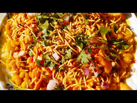 Tasty..spicy Masala Chat...Odisha Famous Street Food..
