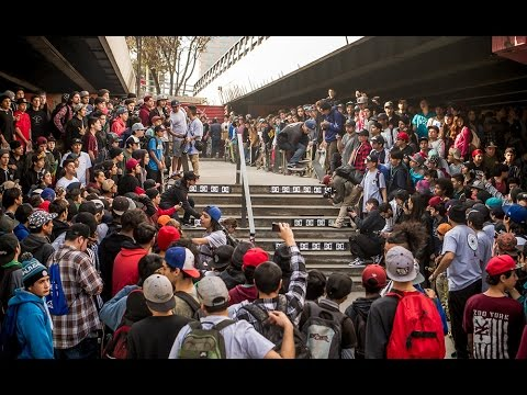 DC Shoes Global Skate Jam Chile 2016