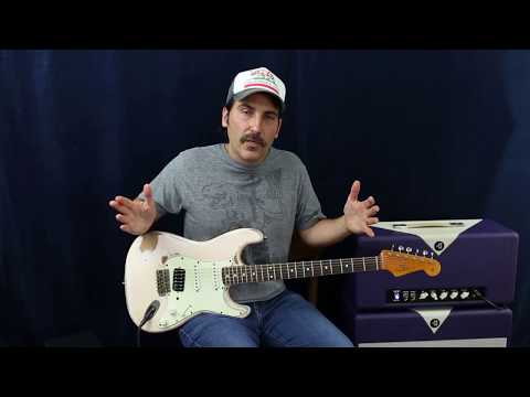 Master Your Blues Rock Soloing - Learn To Solo Over Chord Changes - Guitar Lesson - Part 1