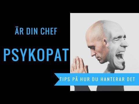 psykopat chef test