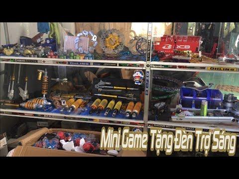 Phụ tùng đồ chơi xe ! Hàng về AE ơi  | Xe điện độ | 34 Vlogs