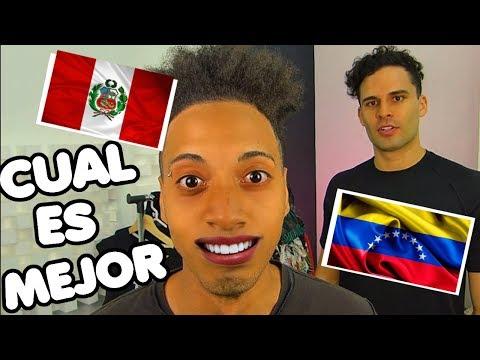 VENEZOLANAS VS PERUANAS con IOA - Dan Jackson