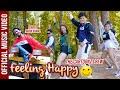 Feeling Happy | The Cartoonz Crew | Nabin Rawal | Official Music Video |