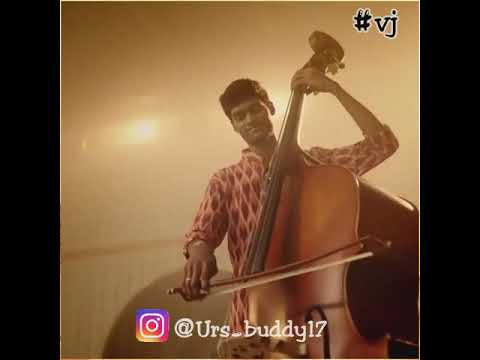 Mersal Sad Bgm Cover/unplugged Violin/arrahman/WhatsApp Status