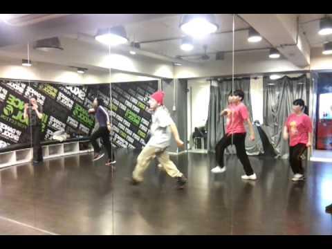 20130411 阿爆Hiphop初級@IP Dance Skool
