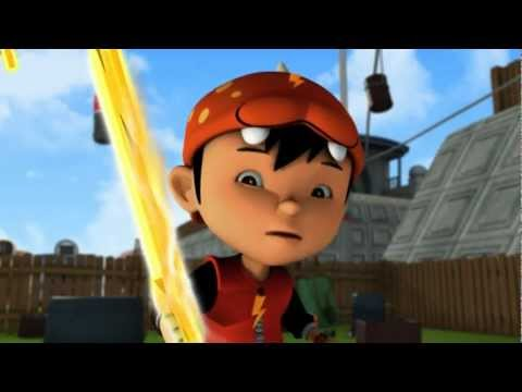 BoBoiBoy Season 1 Episode 2 Part 1 Travel Video