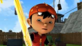 BoBoiBoy Season 1 Episode 2 Part 1