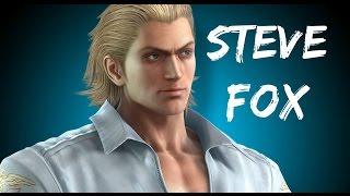 Tekken 6 [ Steve Fox ] - Arcade Battle -