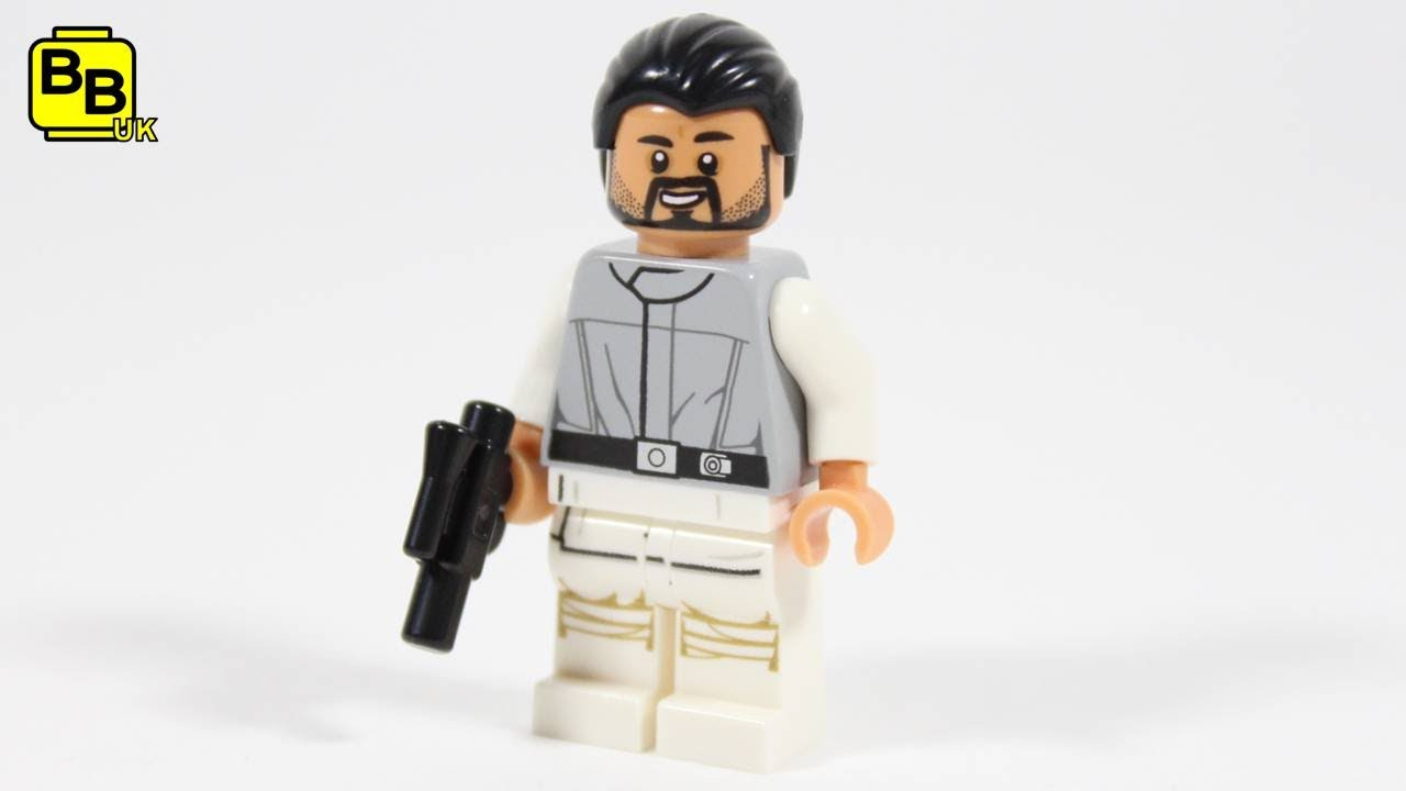 lego star wars rebels bail organa minifigure creation