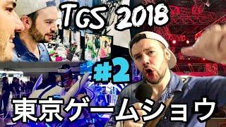 TOKYO GAME SHOW 2018 #2 Sensations fortes en VR et jeux indés japonais