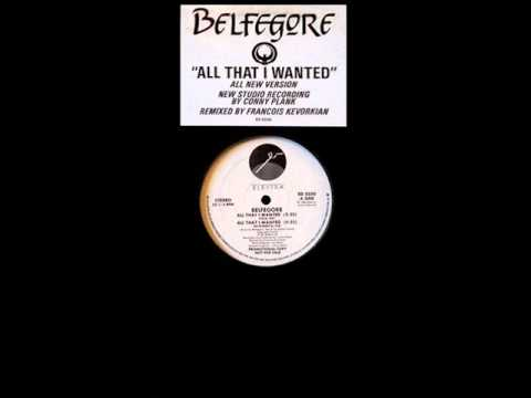 Belfegore - All That I Wanted [Instrumental Dub]