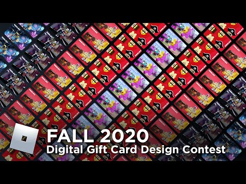 Digital Gift Card Design Contest Winners | Fall 2020