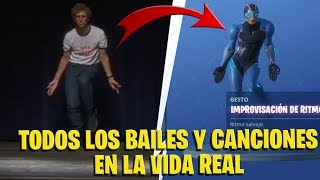BAILES SEASON 4 IN REAL LIFE ? Fortnite Battle Royale
