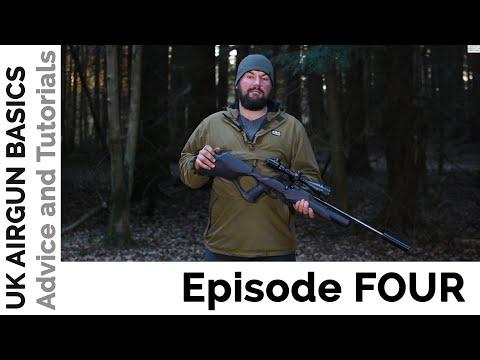 UK Air Gun Basics Ep 4 - UK Airgun Law (Airgun tips and Advice)